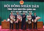 Thái Nguyên có tân Chủ tịch HĐND tỉnh và Chủ tịch UBND tỉnh 43 tuổi