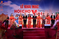 350 gian hàng tham gia Hội chợ hàng Việt - Đà Nẵng 2020