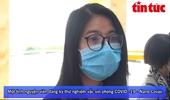Tình nguyện viên tin tưởng vắc xin COVID-19 'made in Việt Nam'