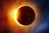 Mưa sao băng cực đại trùng với nhật thực toàn phần duy nhất trong năm 2020