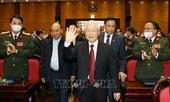 Tổng Bí thư, Chủ tịch nước Nguyễn Phú Trọng chủ trì Hội nghị toàn quốc tổng kết công tác phòng, chống tham nhũng