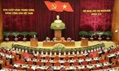 Ngày làm việc thứ nhất Hội nghị lần thứ 14 Ban Chấp hành Trung ương Đảng khóa XII
