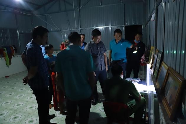 Triệt phá vụ ma túy lớn nhất trên địa bàn Đắk Nông, thu giữ 10 bánh heroin