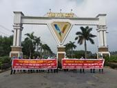 """Khách hàng mua đất dự án Viva City kêu cứu vì Công ty LDG """"ngâm sổ đỏ"""""""