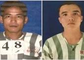 Hai phạm nhân phạm tội giết người trốn khỏi trại giam Cây Cầy