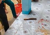 Nữ giáo viên dùng dao tấn công đồng nghiệp ngay tại trường