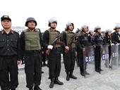 Công an các địa phương ra quân trấn áp tội phạm