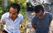 NÓNG Đã bắt được hai phạm nhân mang án giết người trốn trại