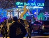 Phát hiện gần 100 dân chơi có dấu hiệu sử dụng ma túy trong vũ trường New Hạ Long Club