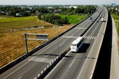 Kế hoạch tuần tra kiểm soát tuyến đường cao tốc TP HCM - Trung Lương