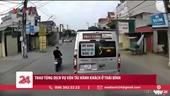 Thao túng dịch vụ vận tải hành khách ở Thái Bình