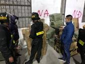 Bộ Công an triệt phá đường dây buôn lậu lớn
