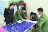 Triệt phá 2 chuyên án lớn về ma túy ở Điện Biên, thu 38 000 viên ma túy, 3kg thuốc phiện