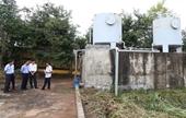 """Chủ tịch UBND tỉnh chỉ đạo xử lý vụ công trình cấp nước…chục tỉ đồng bị """"đắp chiếu"""""""