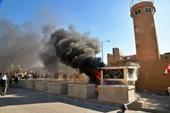 Mỹ kích hoạt hệ thống phòng thủ C-RAM ngăn chặn tên lửa tấn công Đại sứ quán ở Baghdad