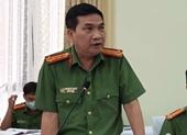Công an TP HCM thông tin về vụ bắt ông Tất Thành Cang