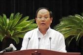 Thành ủy TP HCM tạm đình chỉ công tác đối với ông Tất Thành Cang