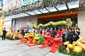 Tưng bừng nhộn nhịp ngày Menas Mall SaiGon Airport mở cửa trở lại