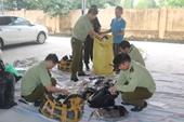Tạm giữ Phó Cục trưởng QLTT tỉnh Phú Thọ cùng 3 thuộc cấp