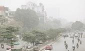Miền Bắc sáng sớm sương mù, trưa hửng nắng, miền Nam có mưa dông