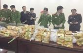 NÓNG Công an Nghệ An bắt giữ lô ma túy cực khủng