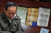 Lại triệt xóa thêm một đường dây ma túy lớn ở Nghệ An