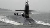 Mỹ điều tàu ngầm hạt nhân tấn công tới Vịnh Ba Tư đề phòng Iran trả đũa