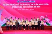 130 gương mặt xuất sắc tiêu biểu học tập và làm theo tư tưởng, đạo đức, phong cách Hồ Chí Minh