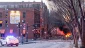 Tiết lộ ban đầu về động cơ vụ đánh bom làm rung chuyển trung tâm TP Nashville, Mỹ