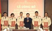 Trao quyết định của Viện trưởng VKSND tối cao về công tác cán bộ