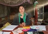 Bắt quả tang người phụ nữ ở Điện Biên ôm 1 bánh heroin và 1 400 viên ma túy