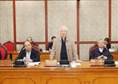 Hoàn thành tốt đẹp đại hội đảng bộ các cấp- Bài cuối Bảo đảm cơ cấu, chất lượng nhân sự được nâng lên