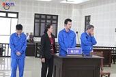 Tuyên y án sơ thẩm nhóm chống người thi hành công vụ tại TP Đà Nẵng