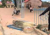 Đắk Nông Sập cổng trường, một học sinh lớp 4 tử vong