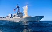 Mỹ phóng thử tên lửa hành trình Tomahawk cải tiến đáp trả tên lửa Kalibr của Nga