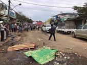 Xe tải bất ngờ tông hàng loạt xe máy, hai cô gái tử vong tại chỗ