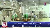 Việt Nam và Anh chính thức ký FTA