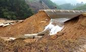 Xác định nguyên nhân ban đầu sự cố vỡ kênh Bắc sông Chu - Nam sông Mã