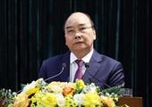 Thủ tướng dự Hội nghị tổng kết công tác phòng, chống tham nhũng của lực lượng CAND