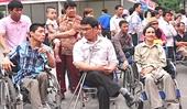 Nâng cao chất lượng hoạt động trợ giúp pháp lý cho người khuyết tật