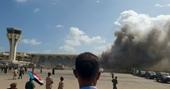 Tấn công tên lửa đẫm máu tại Sân bay Aden- Yemen, 135 người thương vong