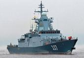 Tàu hộ tống mới nhất của Hải quân Nga sẽ mang tên lửa siêu thanh Zircon