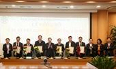 4 tỉnh, thành phố công bố và trao các quyết định về công tác cán bộ