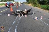 40 người chết trong ba ngày nghỉ Tết Dương lịch