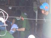 Người đàn ông tử vong bí ẩn trong xưởng sửa chữa máy công nghiệp
