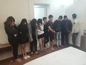 Phát hiện 139 nam thanh, nữ tú trong 2 tụ điểm thác loạn ma túy ở Nam Định