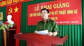 Phó Giám đốc Công an tỉnh Ninh Thuận giữ chức Phó Giám đốc Công an tỉnh Khánh Hòa