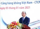Sân bay quốc tế Long Thành thể hiện khát vọng vươn lên mạnh mẽ của Việt Nam