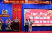 Giám đốc Công an tỉnh Gia Lai được phong hàm Thiếu tướng