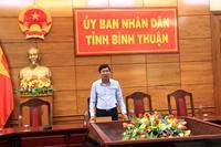 Phó Chủ tịch UBND tỉnh Bình Thuận được bầu làm Phó Bí thư Tỉnh ủy